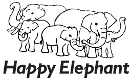 Happy-elephant
