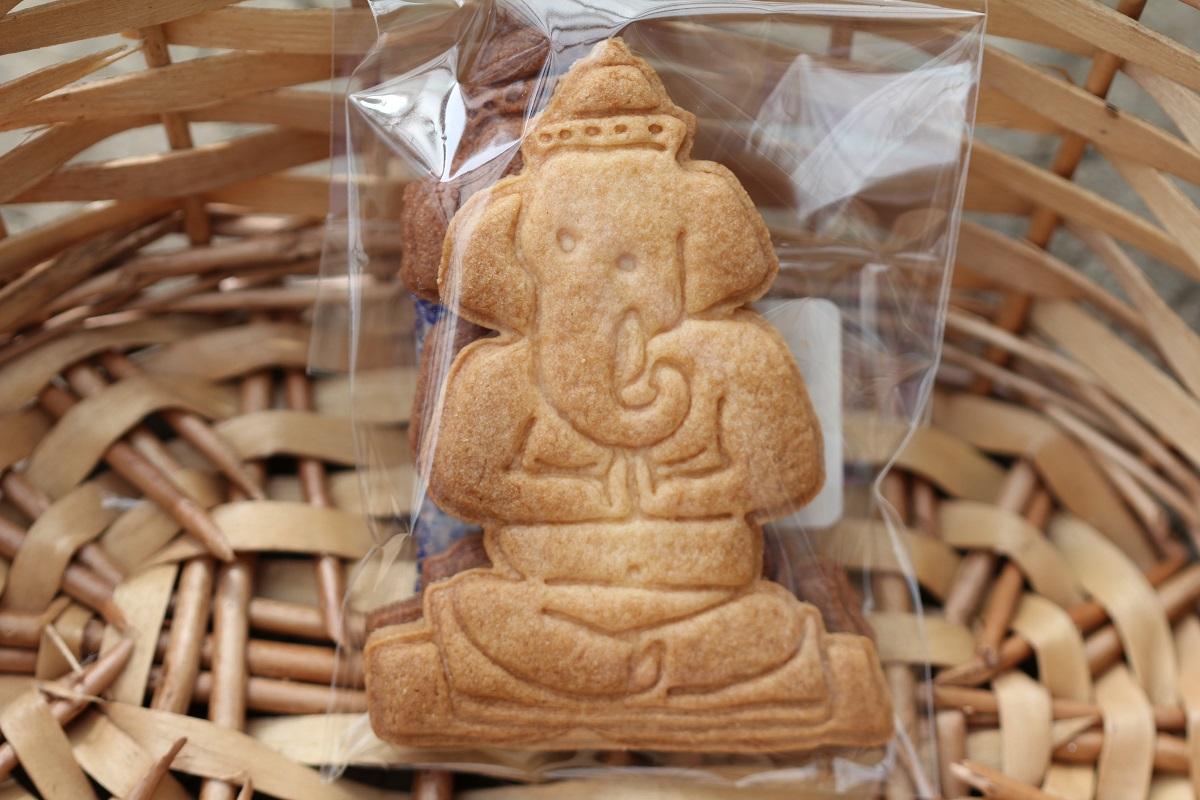 ガネーシャクッキー