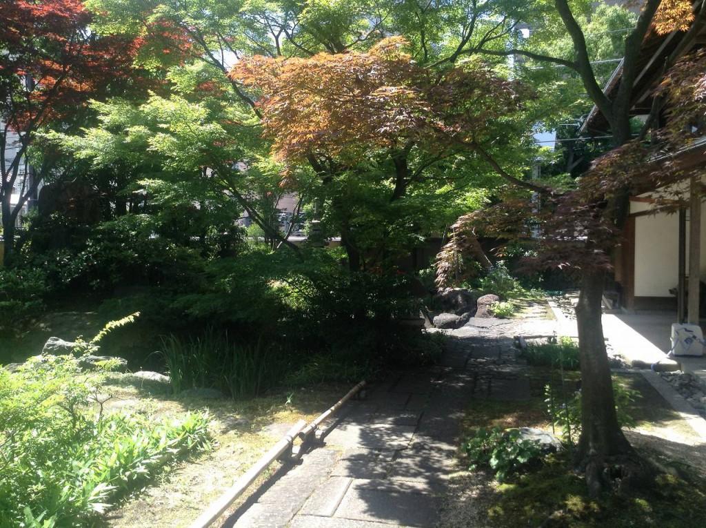 禅東院庭ゆるりカフェ